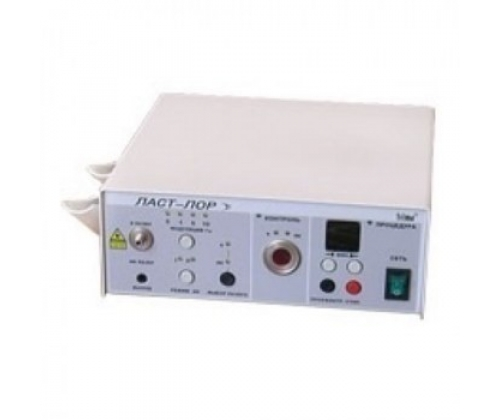 Аппарат лазерной терапии ЛАСТ-ЛОР
