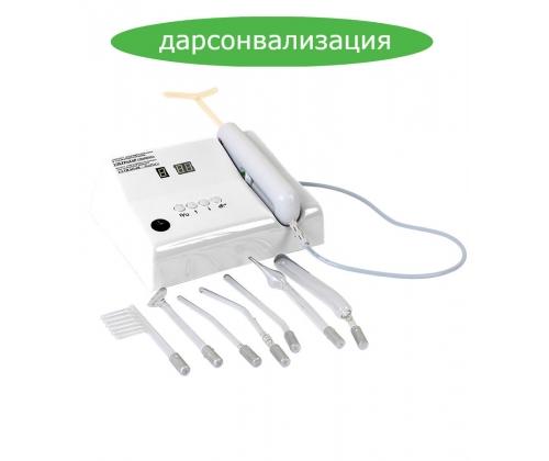 Аппарат УЛЬТРАДАР (режим дарсонвализации)