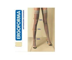Чулки компрессионные женские Ergoforma 1 кл. компр. (211)