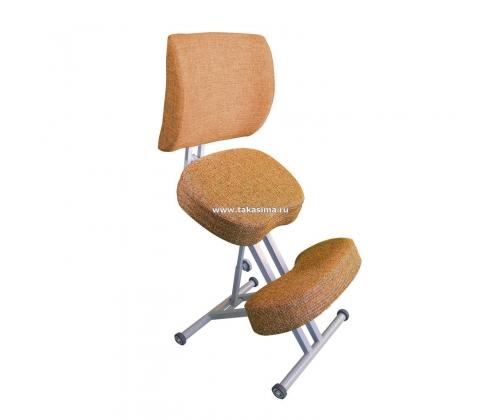 """Эргономичный коленный стул """"Олимп"""" СК-2-2"""