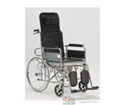 Инвалидное кресло-коляска с санитарным оснащением Armed FS609GC
