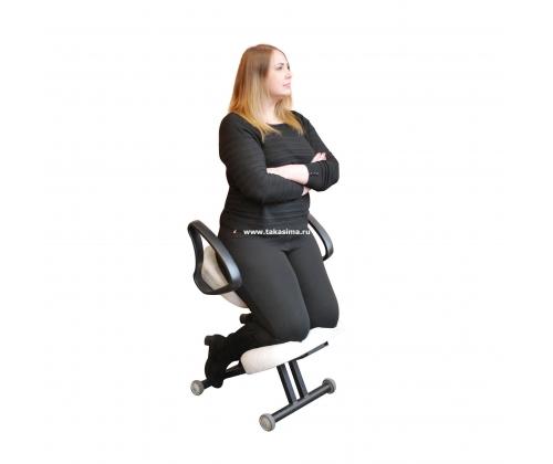 "Коленный стул ""Олимп"" СК-4 Титан"