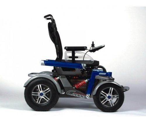 Кресло-коляска для инвалидов с электроприводом Otto Bock С-2000
