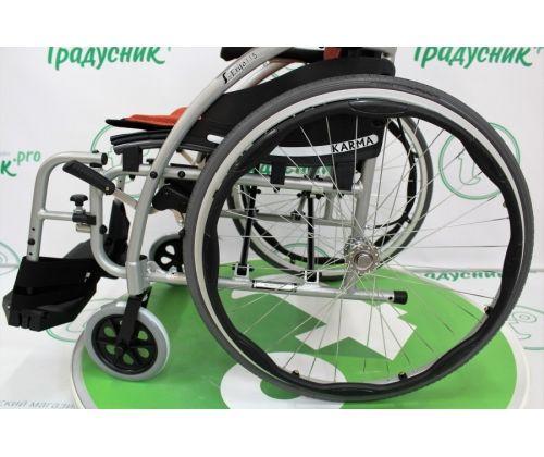 Кресло-коляска инвалидная Ergo 115
