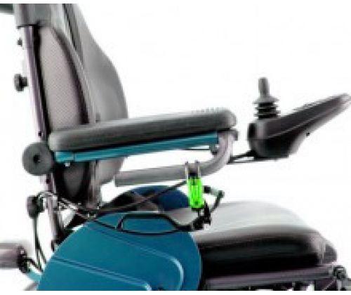 Кресло-коляска электрическая с вертикализатором Titan Angel LY-EB103-240