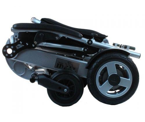 Кресло-коляска инвалидная электрическая складная Titan LY-EB103-E920