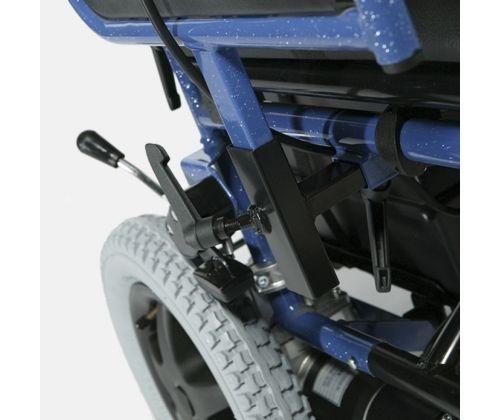 Кресло-коляска инвалидное с электроприводом Vermeiren Express 2009