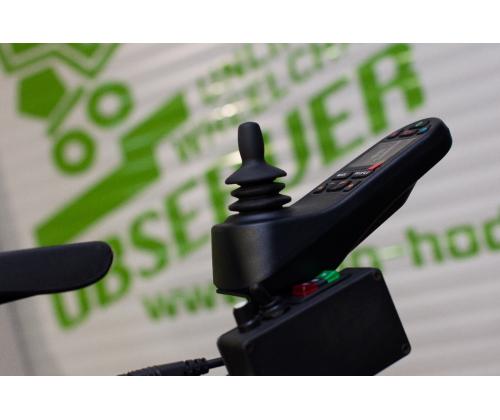 Кресло-коляска с электроприводом Observer Максимус OB-EW-001