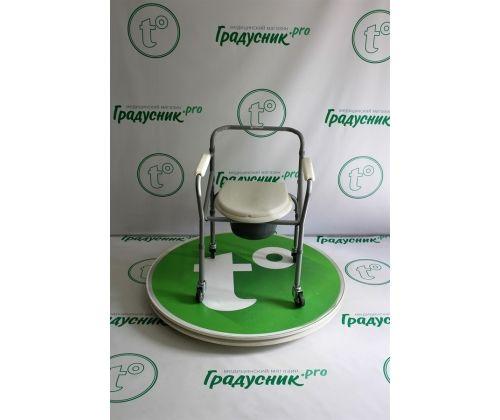Кресло-коляска с санитарным оснащением Armed FS696