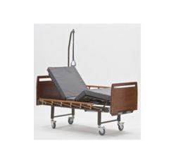 Кровать двухфункциональная c механическим приводом E-8 (Бук) MM-13