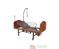 Кровать механическая YG-6 (ММ41) с функцией кардиокресла