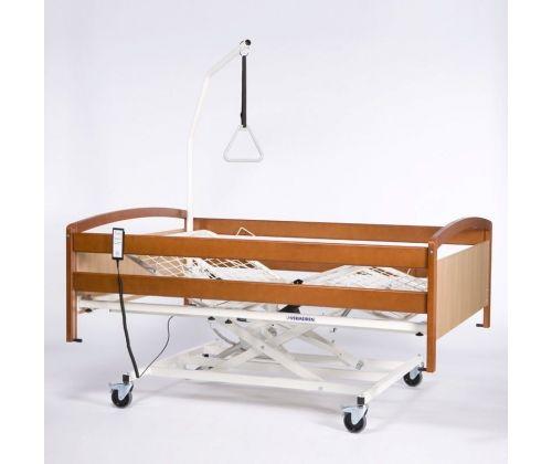 Кровать функциональная 3-х секционная электрическая Interval XXL