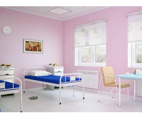 Кровать медицинская функциональная механическая Медицинофф А-3