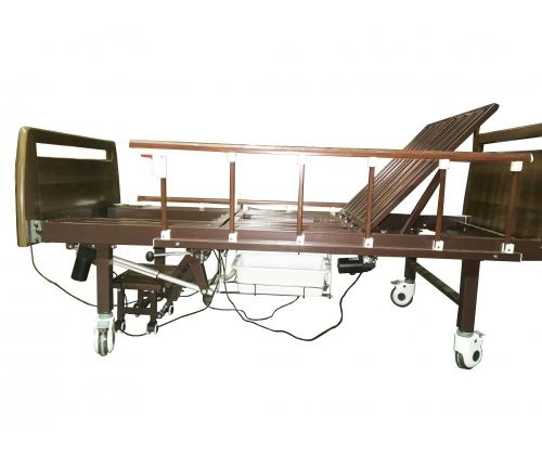 """Кровать медицинская с фукнциями """"кардио-кресло"""" (электро) и переворота пациента (электро) DHC FH-3"""