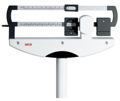 Медицинские весы механические с ростомером Seca 700 колонного типа