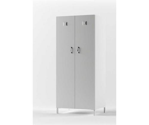 Медицинский шкаф для одежды ШМСО-01 «Елат»