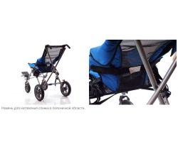 Кресло-коляска Convaid Metro