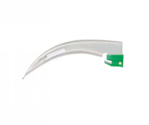 Одноразовый металлический клинок Макинтош Ф.О. для фиброоптических рукояток