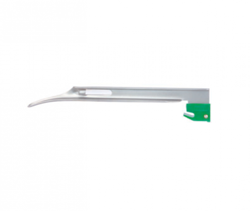Одноразовый металлический клинок Миллер Ф.О. для фиброоптических рукояток