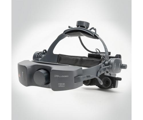Непрямой бинокулярный офтальмоскоп OMEGA 500 с видеокамерой DV1