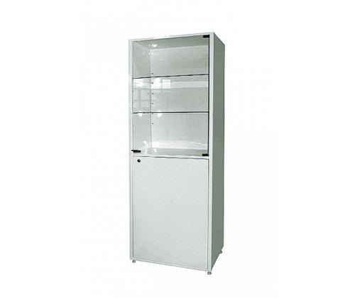 Шкаф медицинский металлический ШМ-01 МСК-645.02