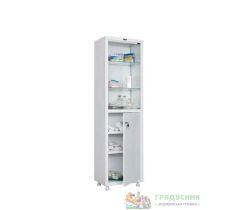 Шкаф медицинский ПРАКТИК MD 1 1650/SG