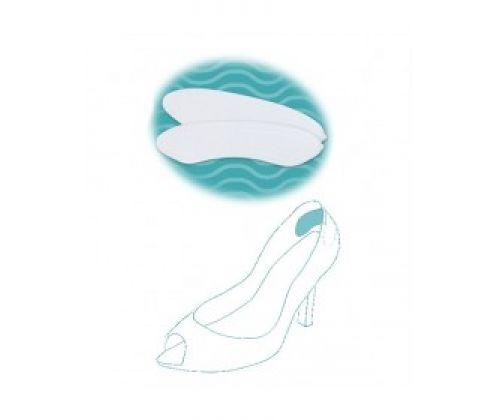 Силиконовый протектор на задник обуви Тривес СТ-57