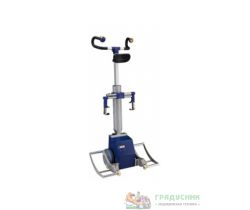 Ступенькоход с универсальным креплением для инвалидной коляски s-max SDM7 D160