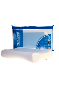 Анатомическая подушка OrtoSleep Termogel Classic