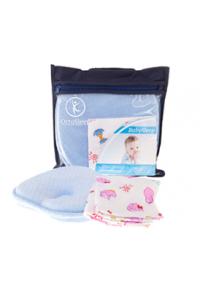 Анатомическая подушка BabySleep + одна наволочка