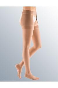 Чулки компрессионные женские Mediven Plus 2 кл. с застежкой на талии