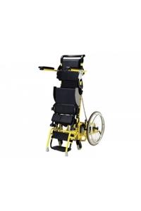 Детская механическая кресло-коляска с вертикализатором HERO 3-K LY-250-130-K