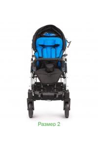 Детская инвалидная коляска Junior Plus