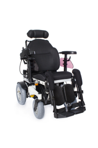 Инвалидная кресло-коляска с электроприводом KY140A с функцией вертикализатора