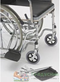 Инвалидное кресло-коляска с санитарным оснащением Armed FS682