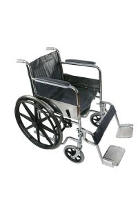 Инвалидное кресло-коляска Amrus AMWC18FA-SF/E