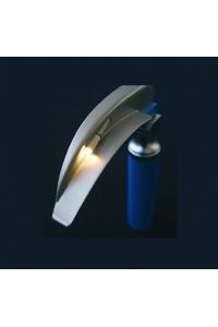 Изогнутый эконом клинок Макинтош С для лампочного ларингоскопа