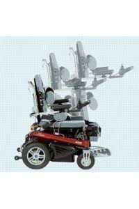Электрическое кресло-коляска с вертикализатором  Оtto Bock Xeno