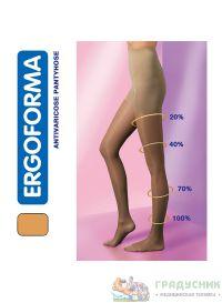 Колготки компрессионные женские Ergoforma 1 кл. компрессии (112)