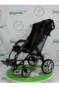 Коляска инвалидная для детей с ДЦП HOGGI ZIP трость