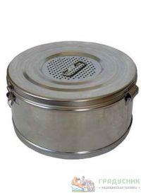 Коробка стерилизационная с фильтром D-3