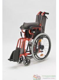 Кресло-коляска инвалидная, облегченная Armed FS872LH