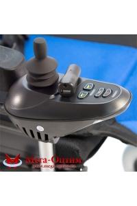 Кресло-коляска инвалидная с электроприводом FS 101 A - 46