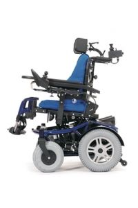 Кресло-коляска инвалидное с электроприводом Vermeiren Forest Kids