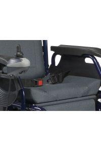 Кресло-коляска инвалидное с электроприводом Vermeiren Rapido