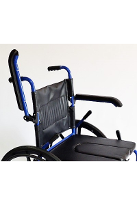 Кресло-стул с санитарным оснащением активного типа HMP-7014KD