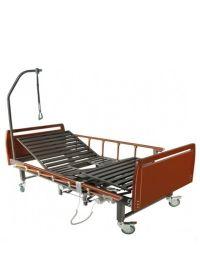 Кровать функциональная для интенсивной терапии с электроприводом DB-10 Wood