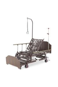 Кровать функциональная медицинская механическая E-45А (ММ-5124Н-10)