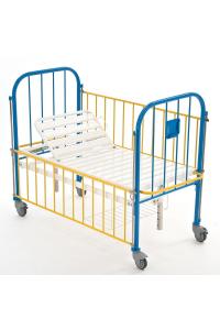 Кровать медицинская функциональная, детская КМФД-732-R (СПМКЛС)