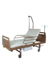 Кровать механическая с санитарным оснащением DHC FF-3
